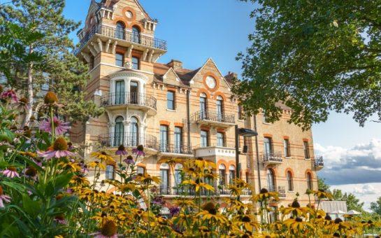 Petersham Hotel exterior