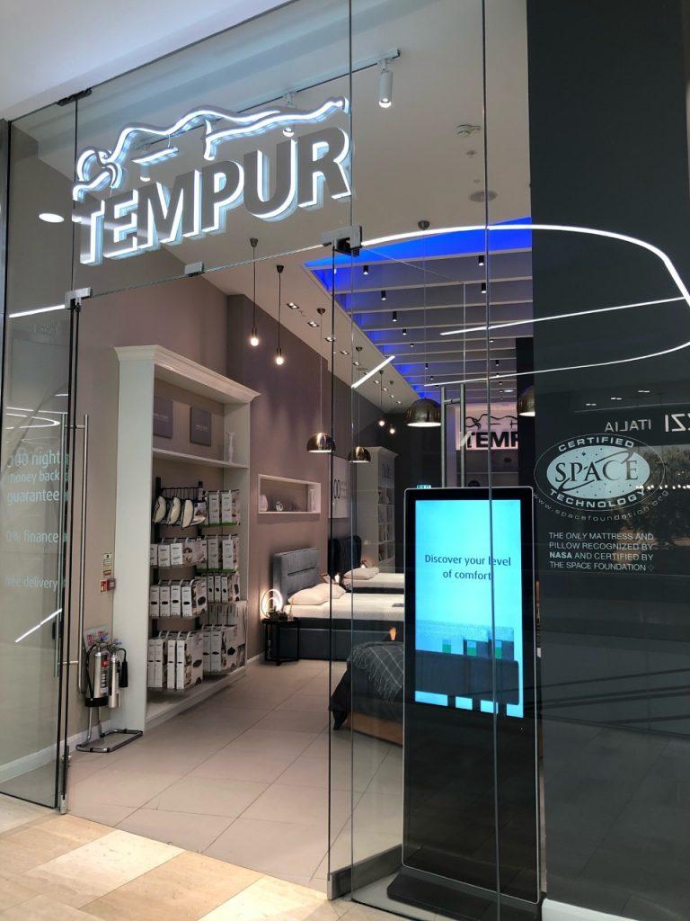 TEMPUR® shop at White City