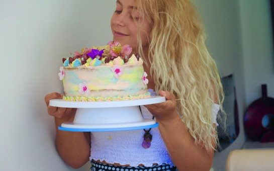 chef vegan cake