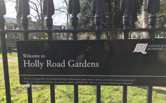 The Holly Road play area