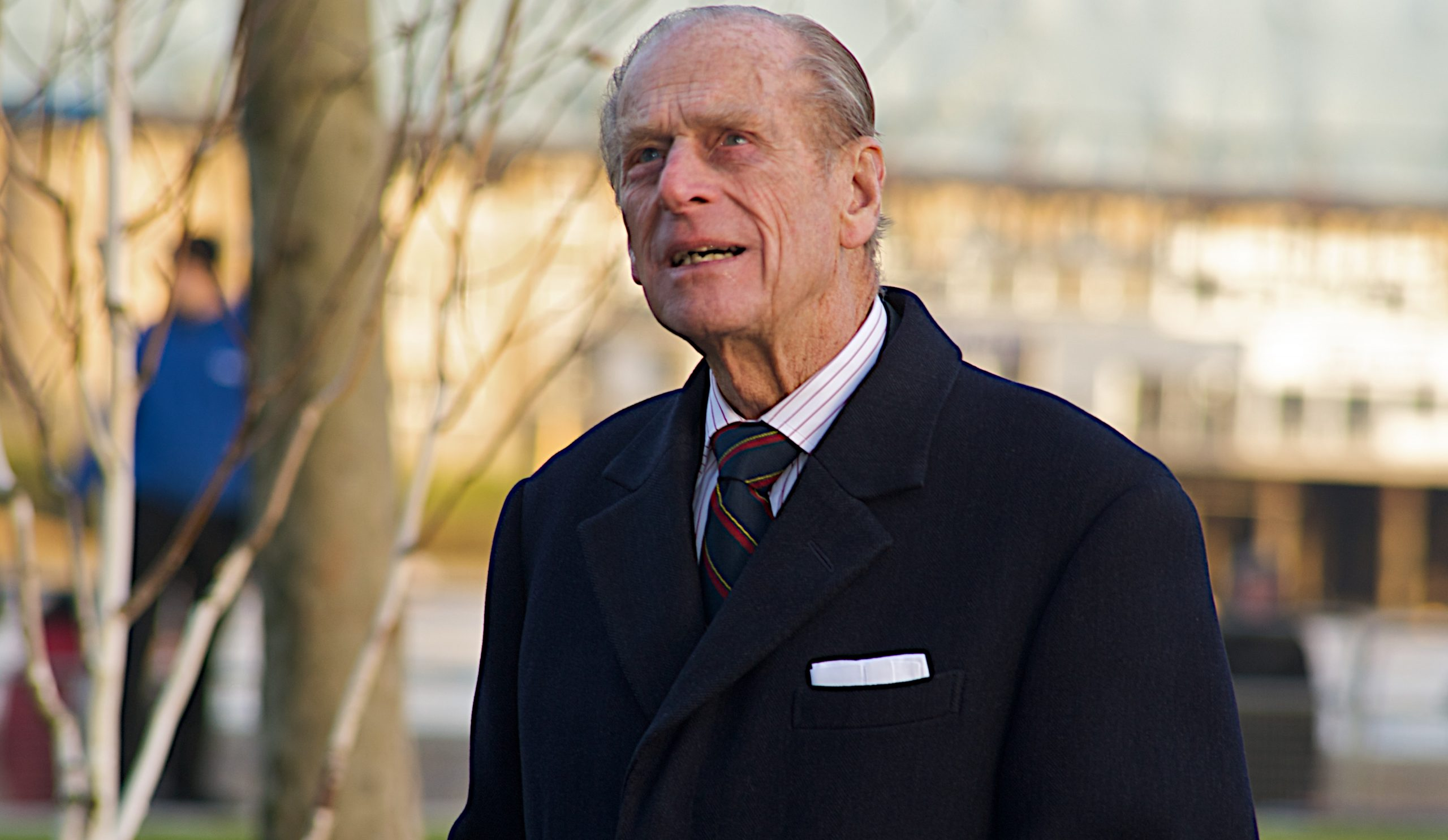 Prince Philip's first ever patronage issue a statement ...