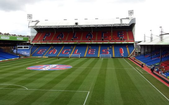 crystal palace stand