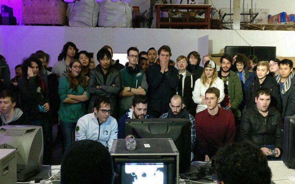 Super Smash Bros Melee Tournament