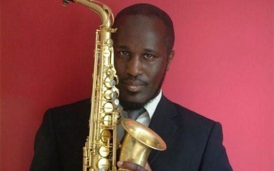 British Jazz Musician Tony Kofi