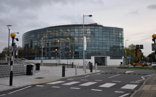 Mary Seacole building at Brunel University London