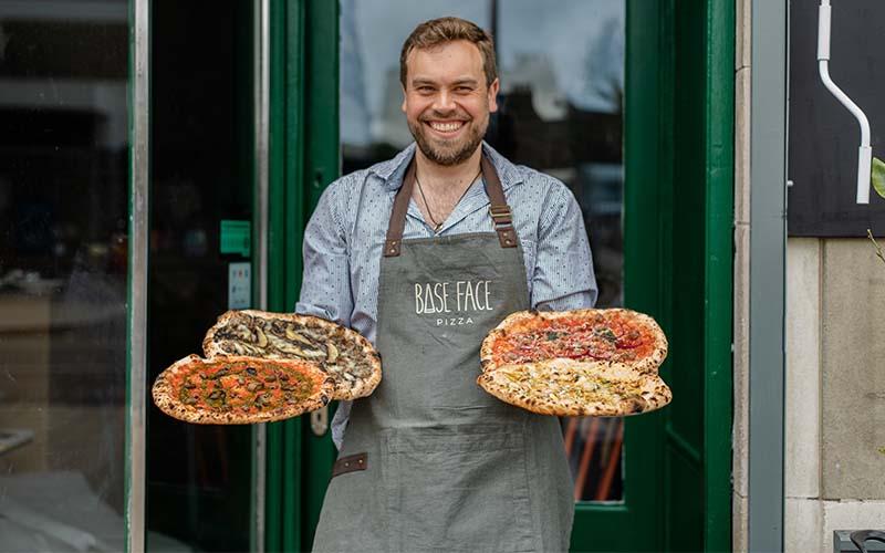 Base Face Pizza