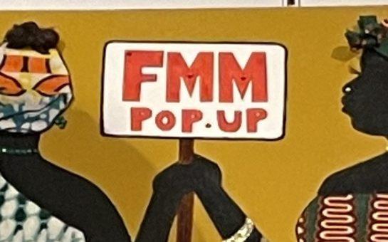 FMM pop-up logo