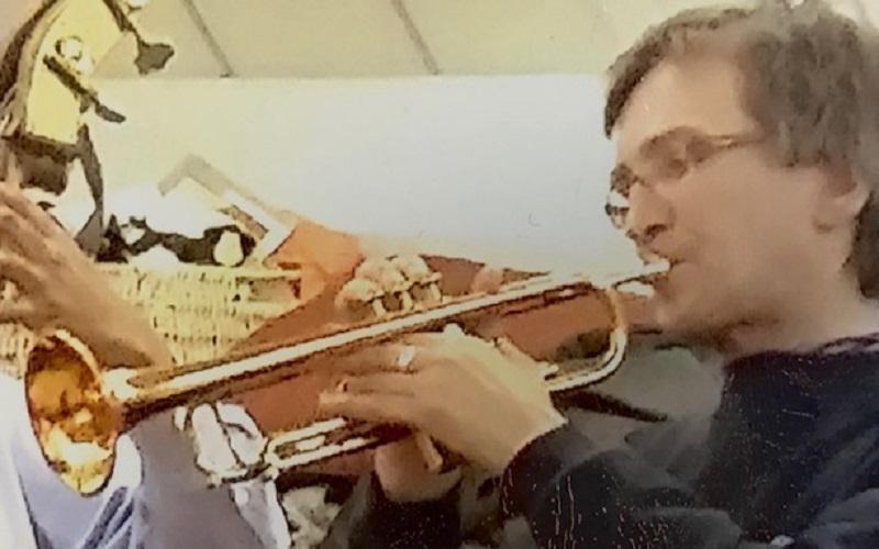 Jazz musician William Algar