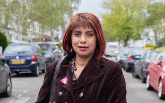 Marina Ahmad, Lambeth and Southwark candidate for GLA