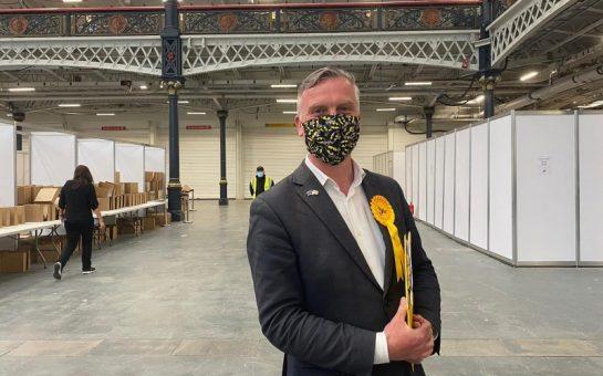 Liberal Democrat GLA candidate Gareth Roberts