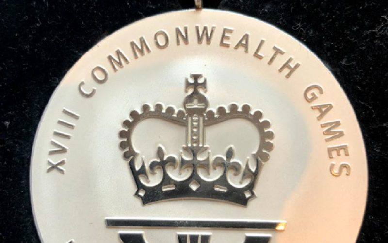 Commonwealth Games Silver Medal 2006