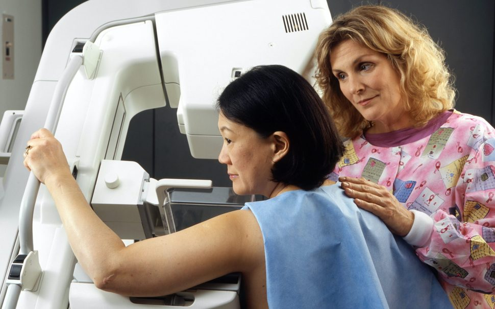 One in seven women in the UK will get breast cancer in their life, reports Cancer Research UK