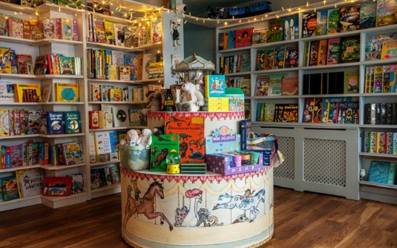 Tales on Moon Lane Indie Bookshop Week