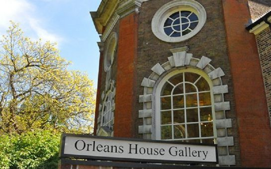 Orleans House Gallery exterior