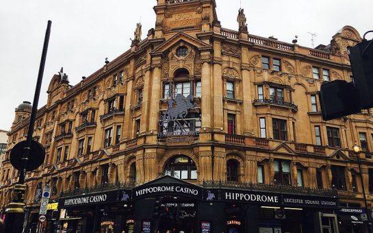 The Hippodrome Casino exterior