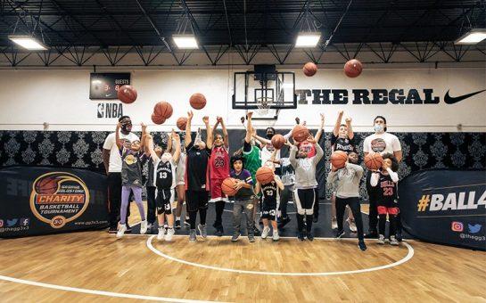community basketball program