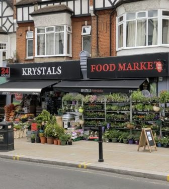 Local business in Southfields