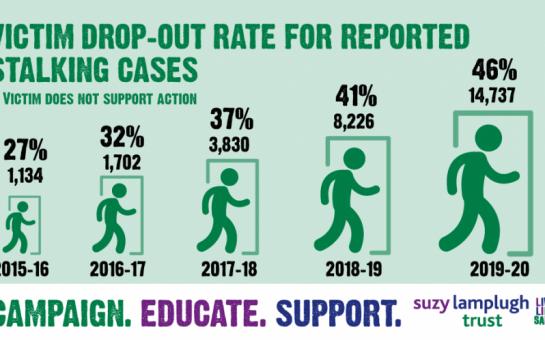 Suzy Lamplugh infographic
