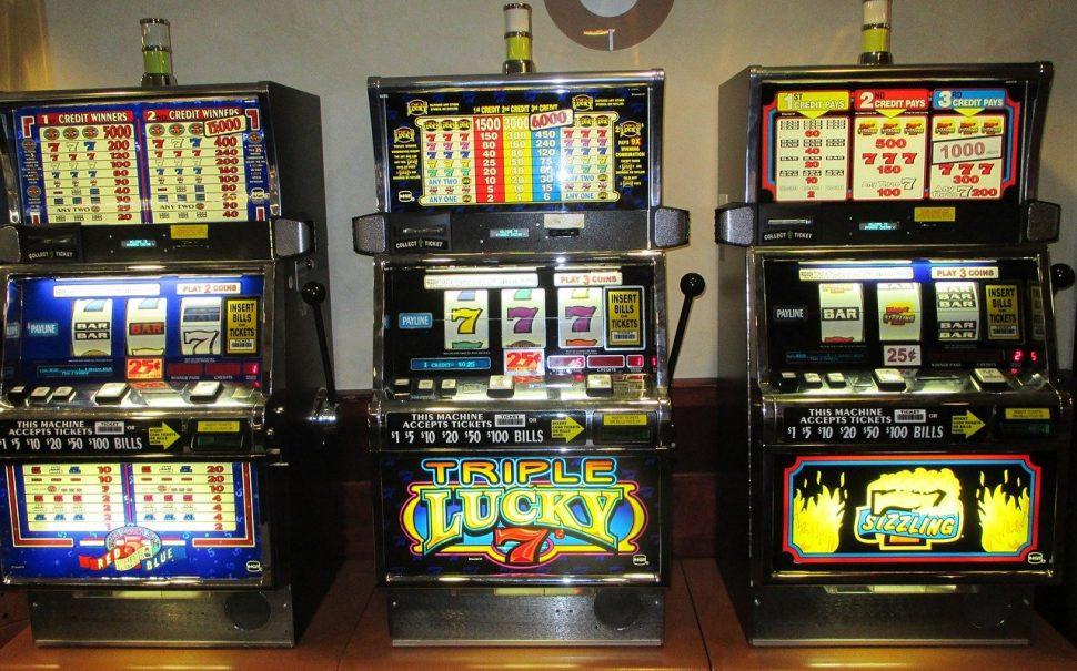 retro style slot machines
