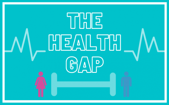 The Health Gap Podcast explores inequalities in the UK healthcare system