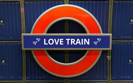 love train logo