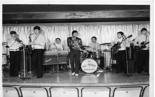The All Night Workers, 1966, Greenford