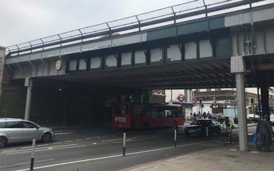 Balham Railway Bridge refurbishment