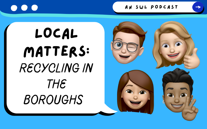 Local Matters Podcast cover page