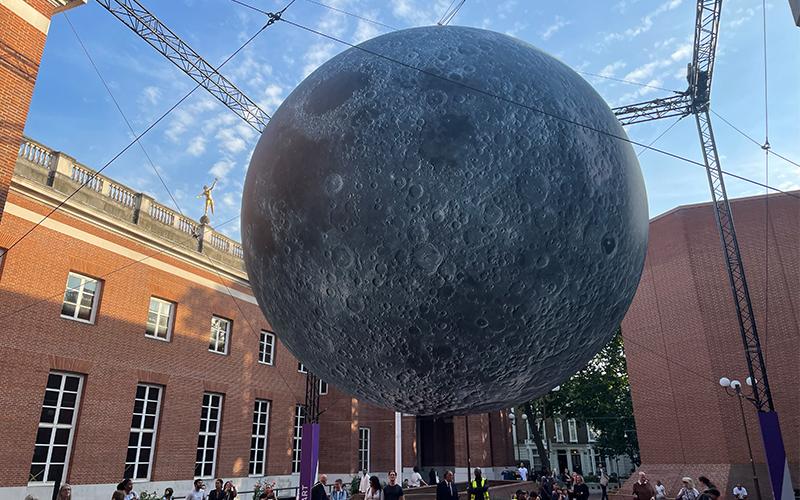 Museum of Moon Kensington