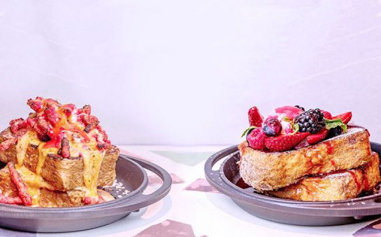 Crome London French Toast
