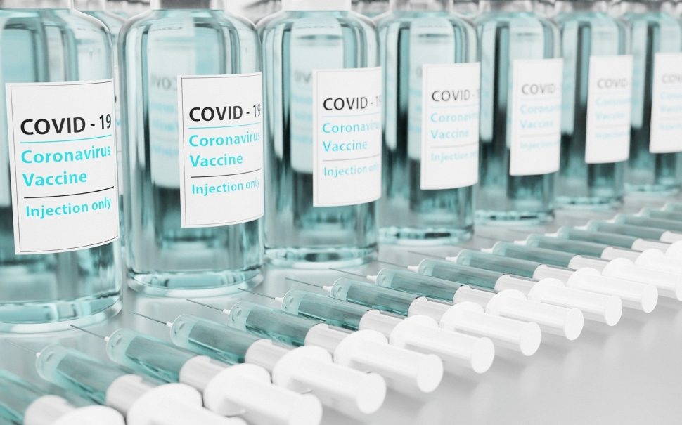 Vaccines are able to reduce the most severe symptoms even if you do still get infected.