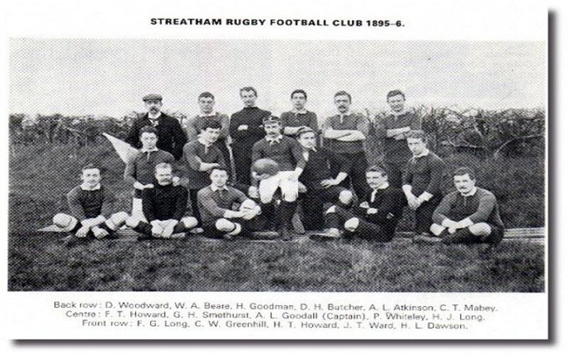 Streatham Croydon Rugby Club