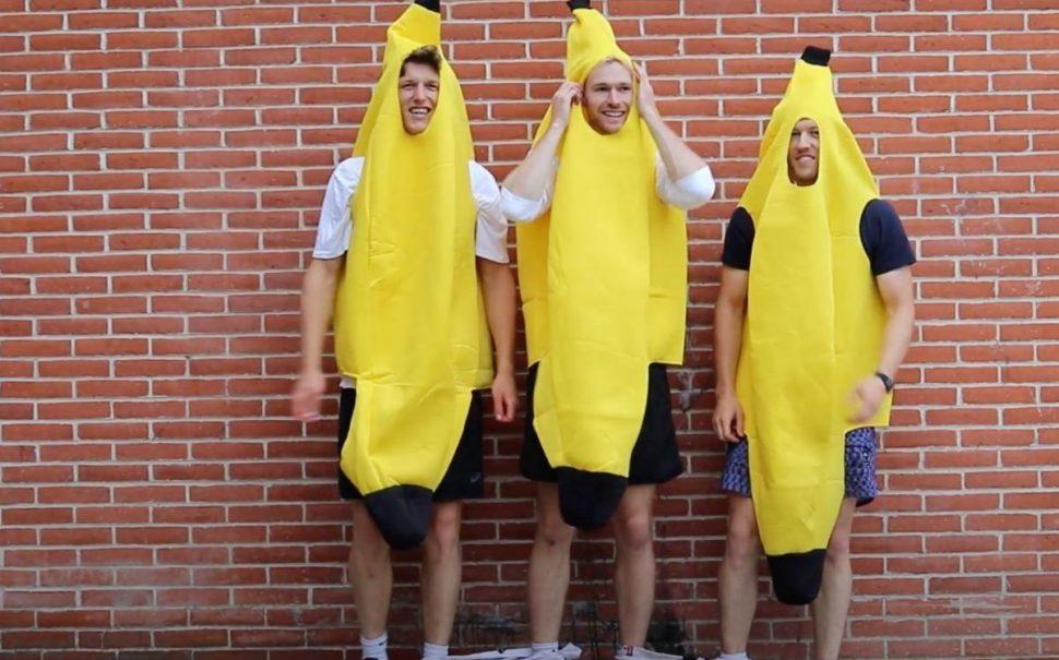 Brixton locals don costumes for London Marathon