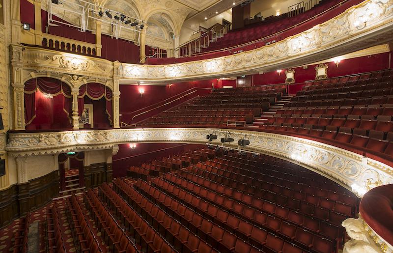 Inside Richmond Theatre
