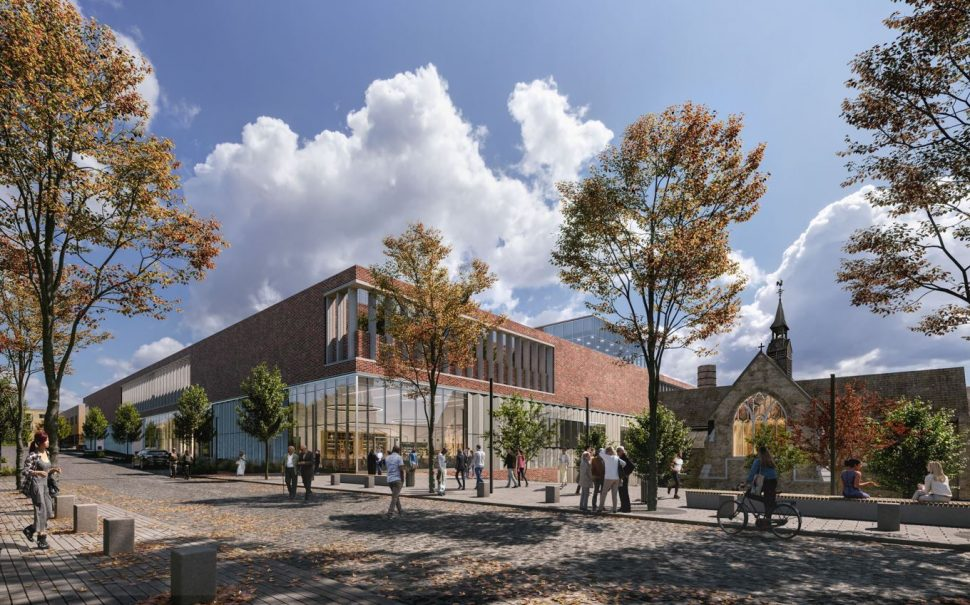 Springfield village site of new mental health services in Wandsworth