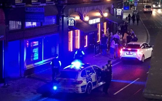 Police called to cocktail bar after fight breaks out in Twickenham