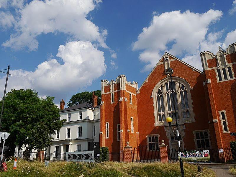 King's College School Wimbledon façade