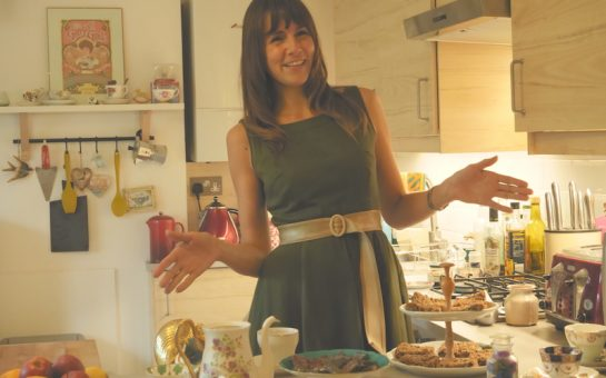 Emily Banham launching new bike delivery bakery