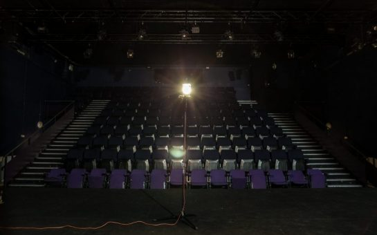 Ghostlight in Putney Arts Theatre