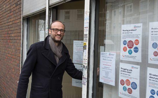 Patrick Marples opens door to SWLLC