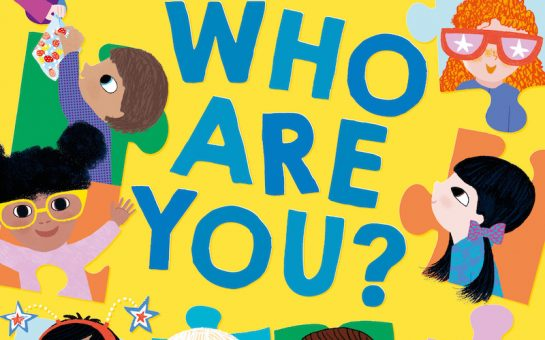 Front cover of Who Are You? by Smriti Halls