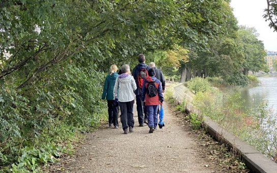 Dose of Nature Sponsored Walk