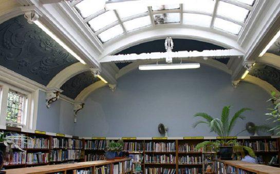 Richmond library interior